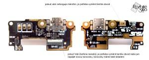Asus Zenfone 5 USB obvod