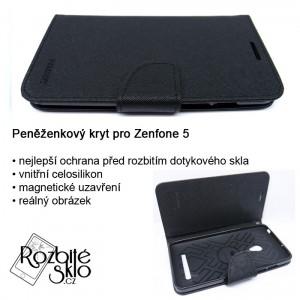 zenfone5 kryt černý