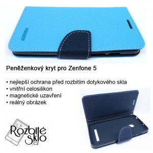 zenfone5 kryt modrý