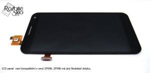 ZOPO ZP999/3X LCD panel s dotykovým sklem