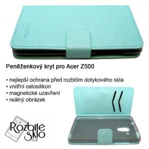 Kryty---Acer-Z500-zelenomodrý