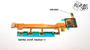Xperia-Z-hlavní-flexkabel