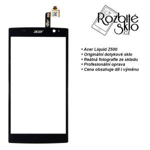 Acer-Z500-dotykové-sklo