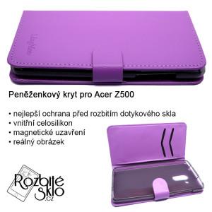 Kryt-Acer-Z500-fialový