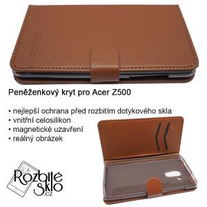 Kryt-Acer-Z500-hnědý