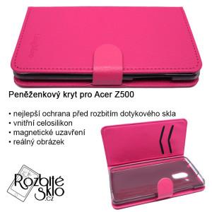 Kryt-Acer-Z500-růžový