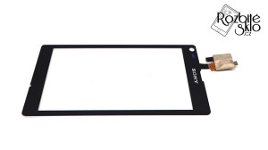 SONY-Xperia-L-dotykové-sklo-černé