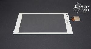 SONY-Xperia-L-dotykové-sklo-bílé