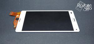 SONY-Xperia-Z3-compact-LCD-displej-s-dotykovým-sklem-bilá