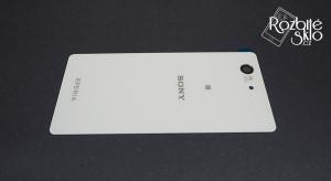 SONY-Z3-compact-zadní-kryt-bilá
