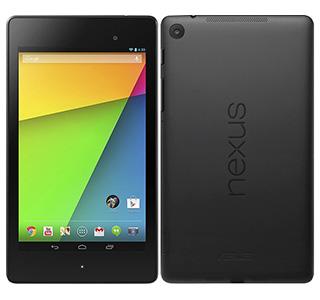 ASUS Google Nexus 7 výměna dotykového skla