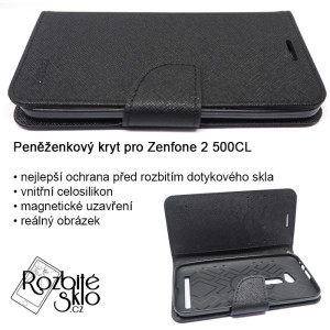 Asus-Zenfone-2-500CL-kryt-černý
