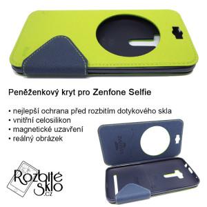 Asus-Zenfone-Selfie-kryt-zelený