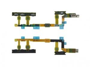 SONY Z3 compact flexkabel hlasitosti