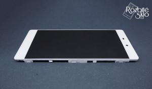 Huawei-P8-LCD-displej-s-dotykem-a-rámečkem-bílá