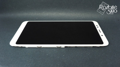 Xiaomi-Redmi-5-Plus-LCD-displej-s-dotykem-a-rameckem bila