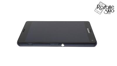 SONY-Z3-Compact-LCD-displej-s-dotykem-a-rameckem-cerna