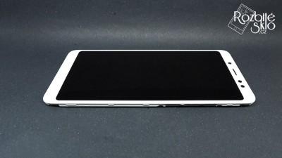 Xiaomi Note 5 LCD s dotykem a rameckem bila