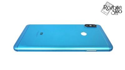Xiaomi Note 5 kryt baterie modry