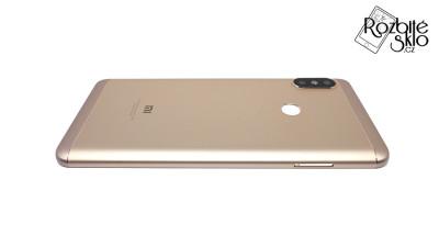 Xiaomi-Note-5-kryt-baterie-zlaty