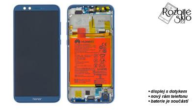 Honor-9-lite-LCD-displej-s-dotykem-a-ramečkem-modrý