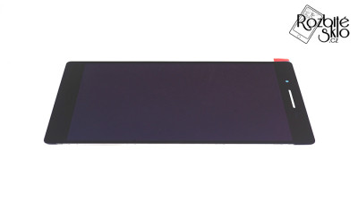 Lenovo-TAB4-7-Plus-lcd-s-dotykem-cerny