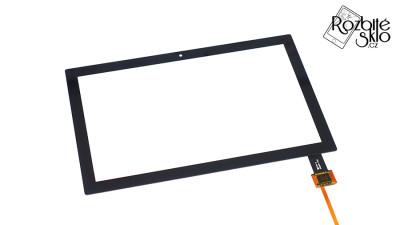 Lenovo-Tab-4-dotykové-sklo-černé