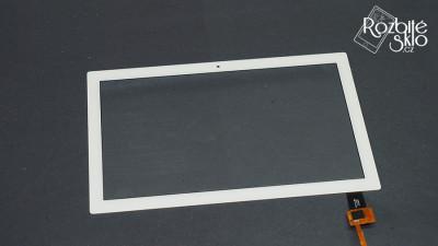 Lenovo-Tab-4-dotykové-sklo-bílé
