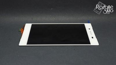 SONY-Z5-LCD-displej-s-dotykem-bily