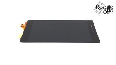 SONY-Z5-LCD-displej-s-dotykem-cerny