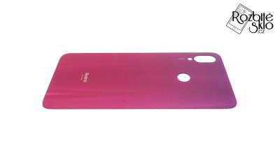 Xiaomi-Redmi-Note-7-kryt-baterie-cerveny