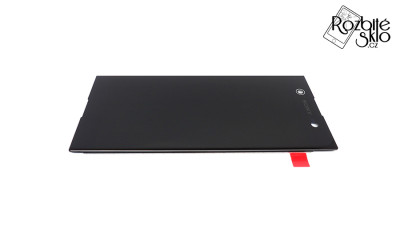 SONY-XA1-Ultra-LCD-displej-s-dotykem-cerna