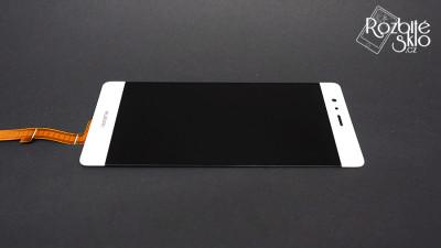 Huawei-P9-LCD-displej-s-dotykem-bily-original