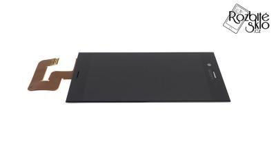 SONY-XZ1-LCD-displej-s-dotykem-cerny