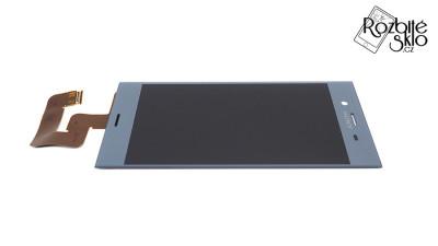 Sony-XZ1-LCD-displej-s-dotykem-modry
