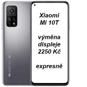 Xiaomi Mi 10T výměna displeje a skla