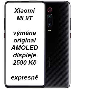 Xiaomi Mi 9T výměna displeje