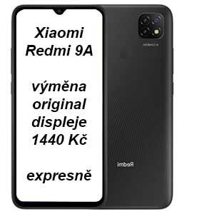Xiaomi Redmi 9A vymena displeje