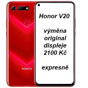 Honor View 20 displej, výměna displeje