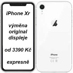 iPhone Xr oprava a servis